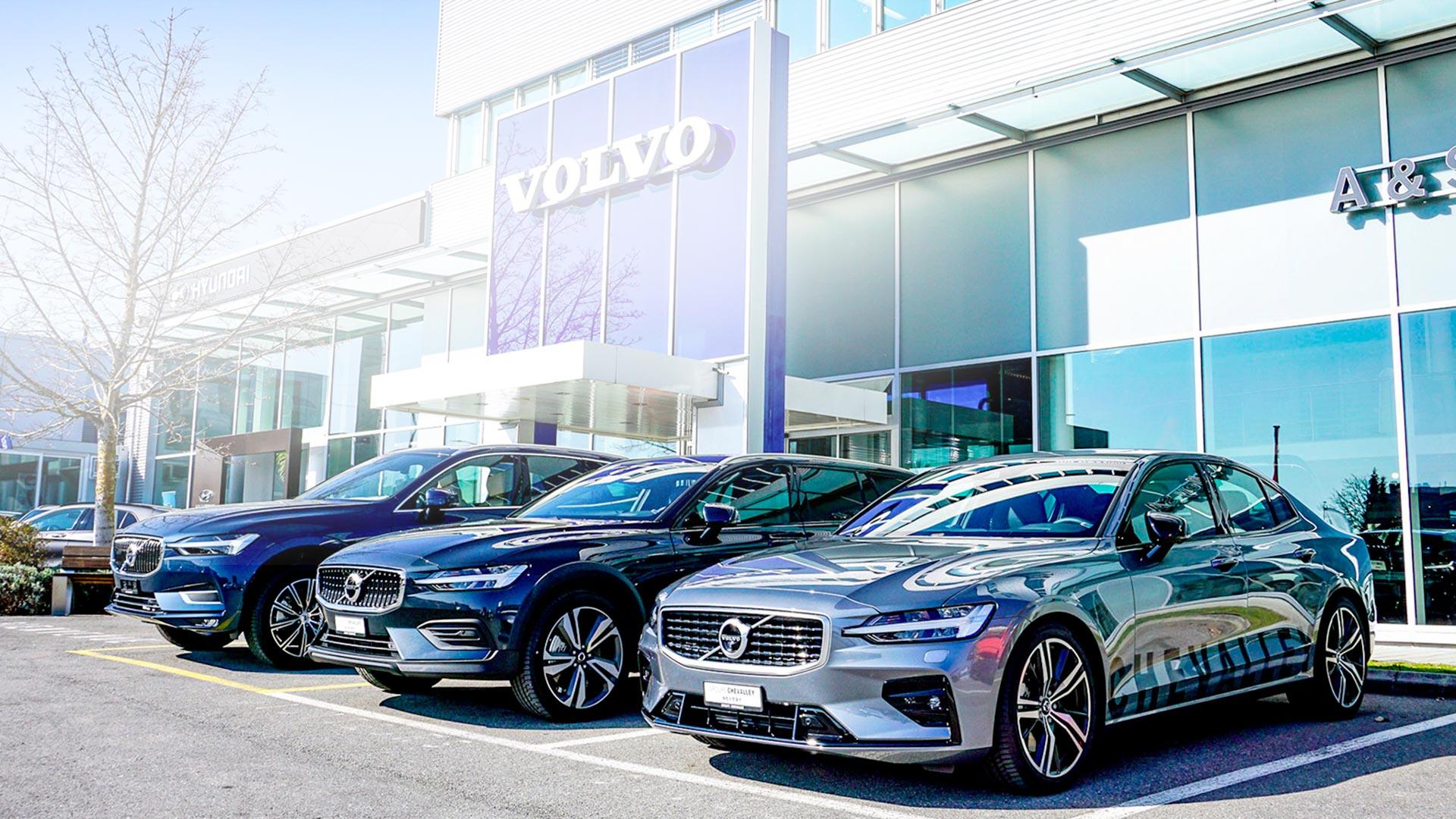 Garage de Nyon Volvo Groupe Chevalley