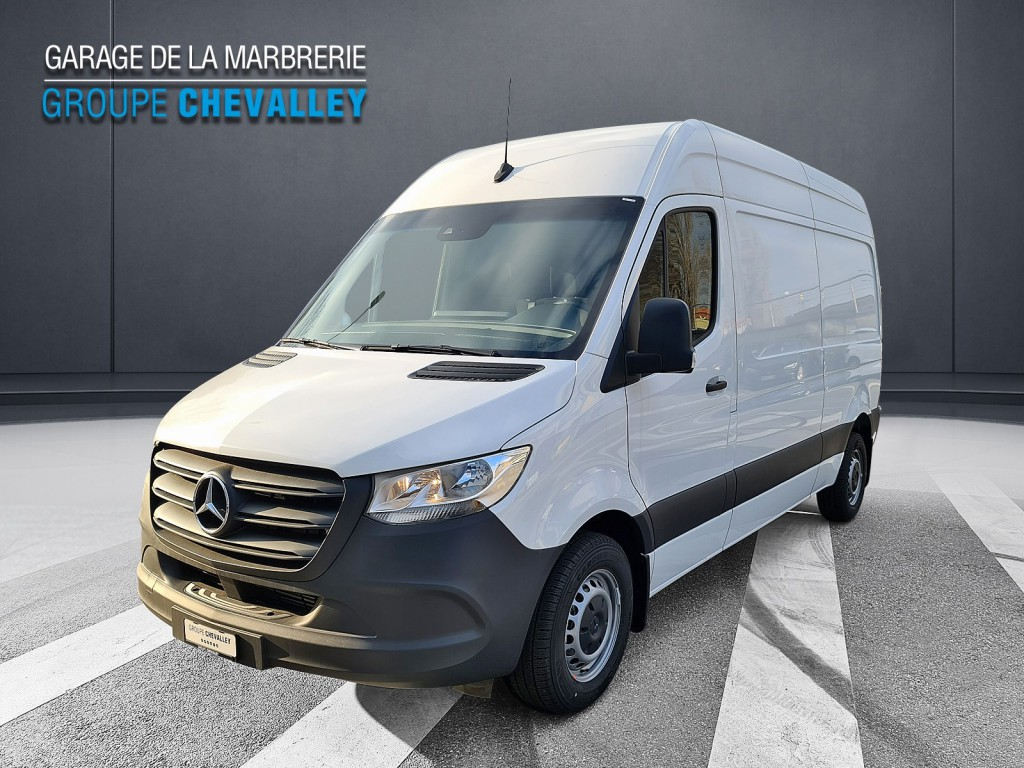 MERCEDES-BENZ Sprinter 314 CDI Worker Standard A