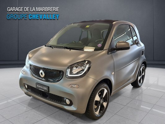 SMART fortwo citypassion