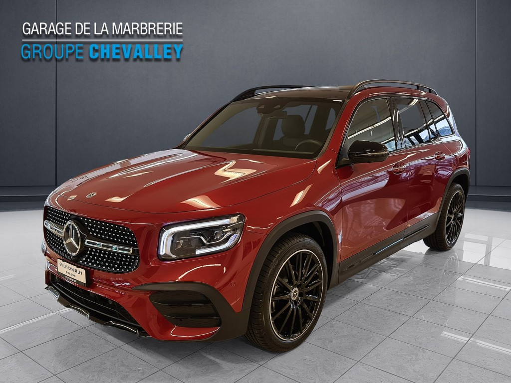 MERCEDES-BENZ GLB 200 AMG Line 7G-Tronic