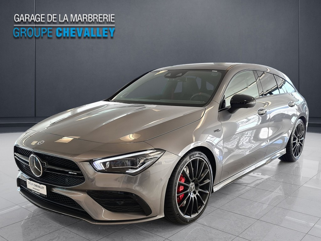 MERCEDES-BENZ CLA SB 35 AMG 4Matic