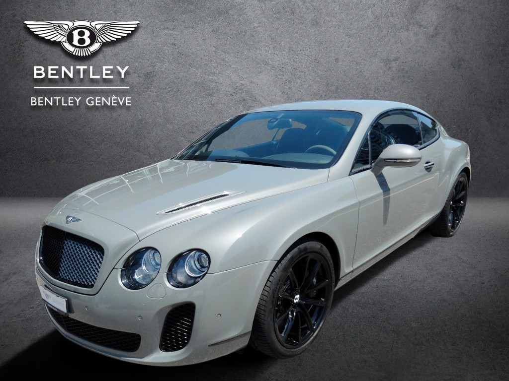 BENTLEY Continental Supersports 6.0