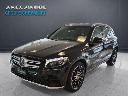 MERCEDES-BENZ GLC 250 AMG Line 4Matic
