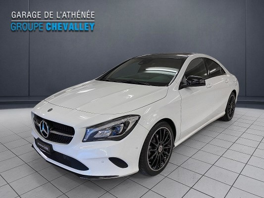 MERCEDES-BENZ CLA 200 d Night Star