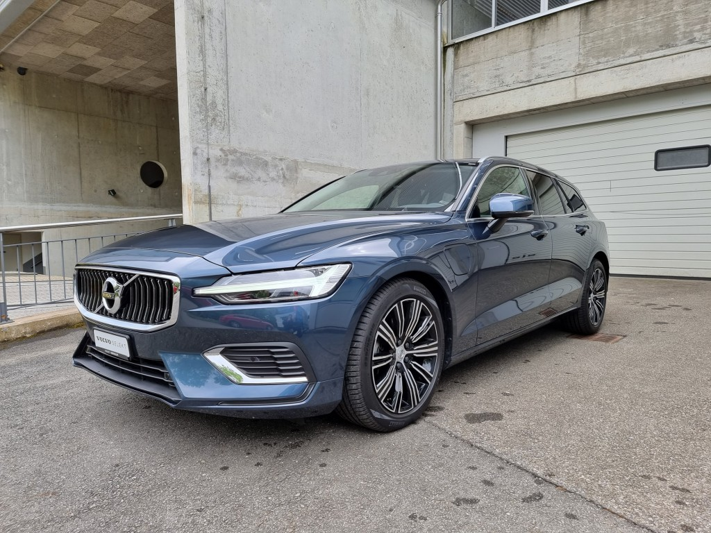 VOLVO V60 T6 eAWD Inscription