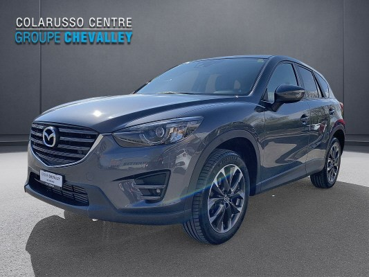 MAZDA CX-5 2.2 D Revolution AWD