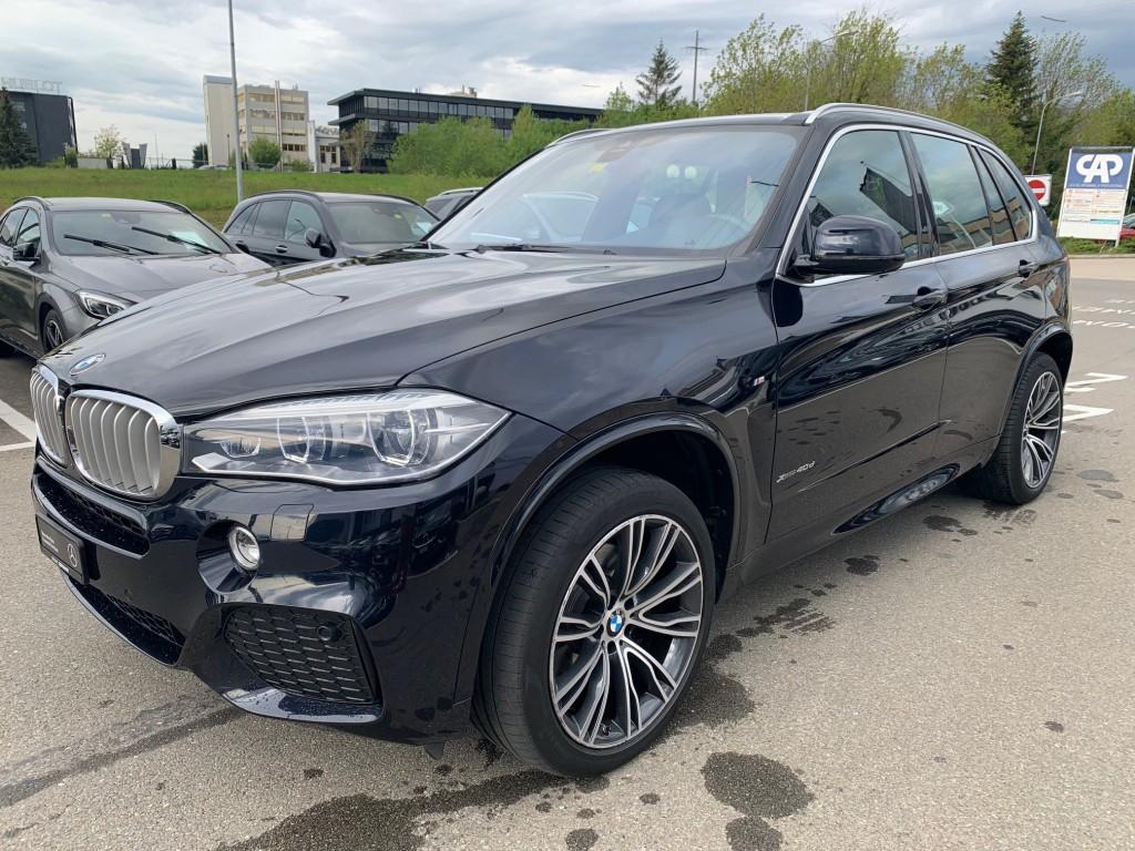 BMW X5 xDrive 40d PureMSport+