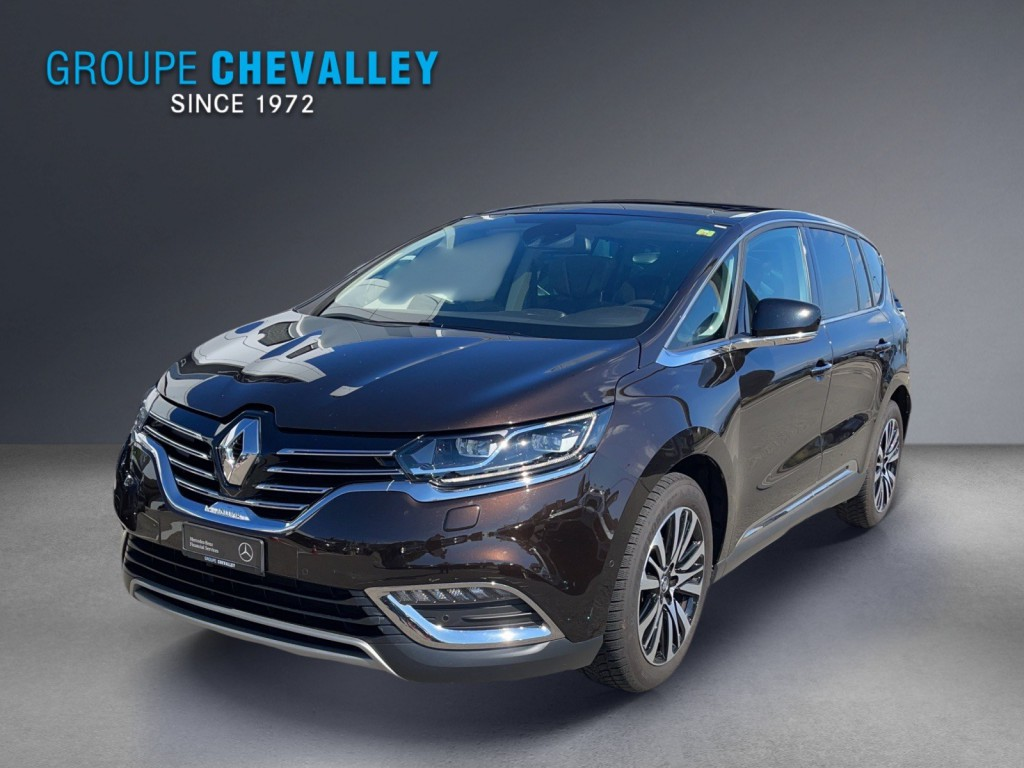 RENAULT Espace 1.6 TCe Initiale