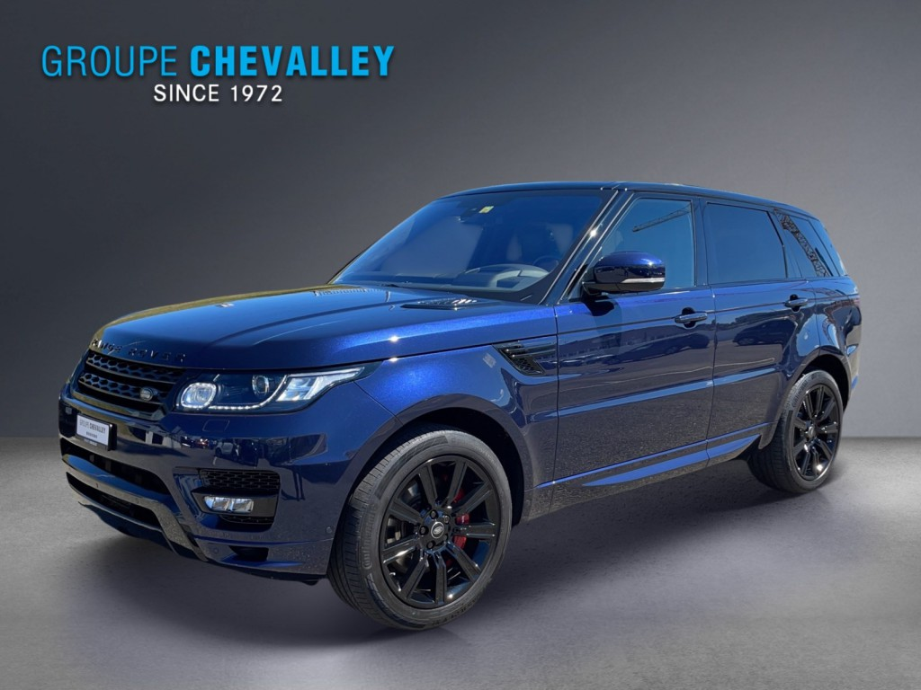 LAND ROVER Range Rover Sport 5.0 V8 SC HSE Dynamic Automatic