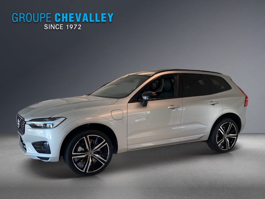 VOLVO XC60 T6 eAWD R-Design Geartronic