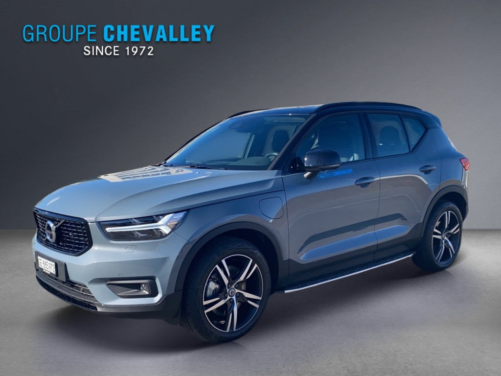 VOLVO XC40 T5 TwE Inscription Expression DCT