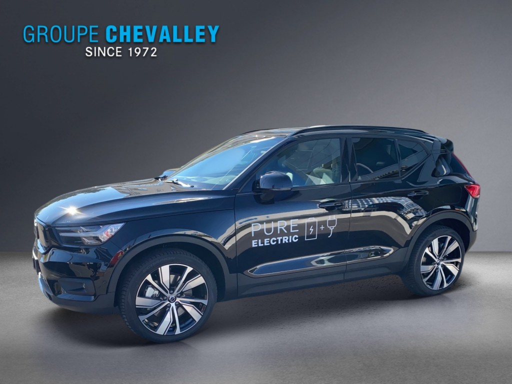 VOLVO XC40 Recharge Twin AWD Pure Electric Pro