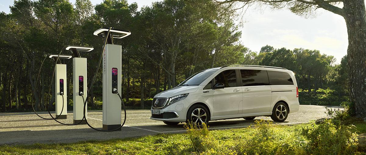 L'EQV, 100% électrique pour CHF 1'100.-/mois