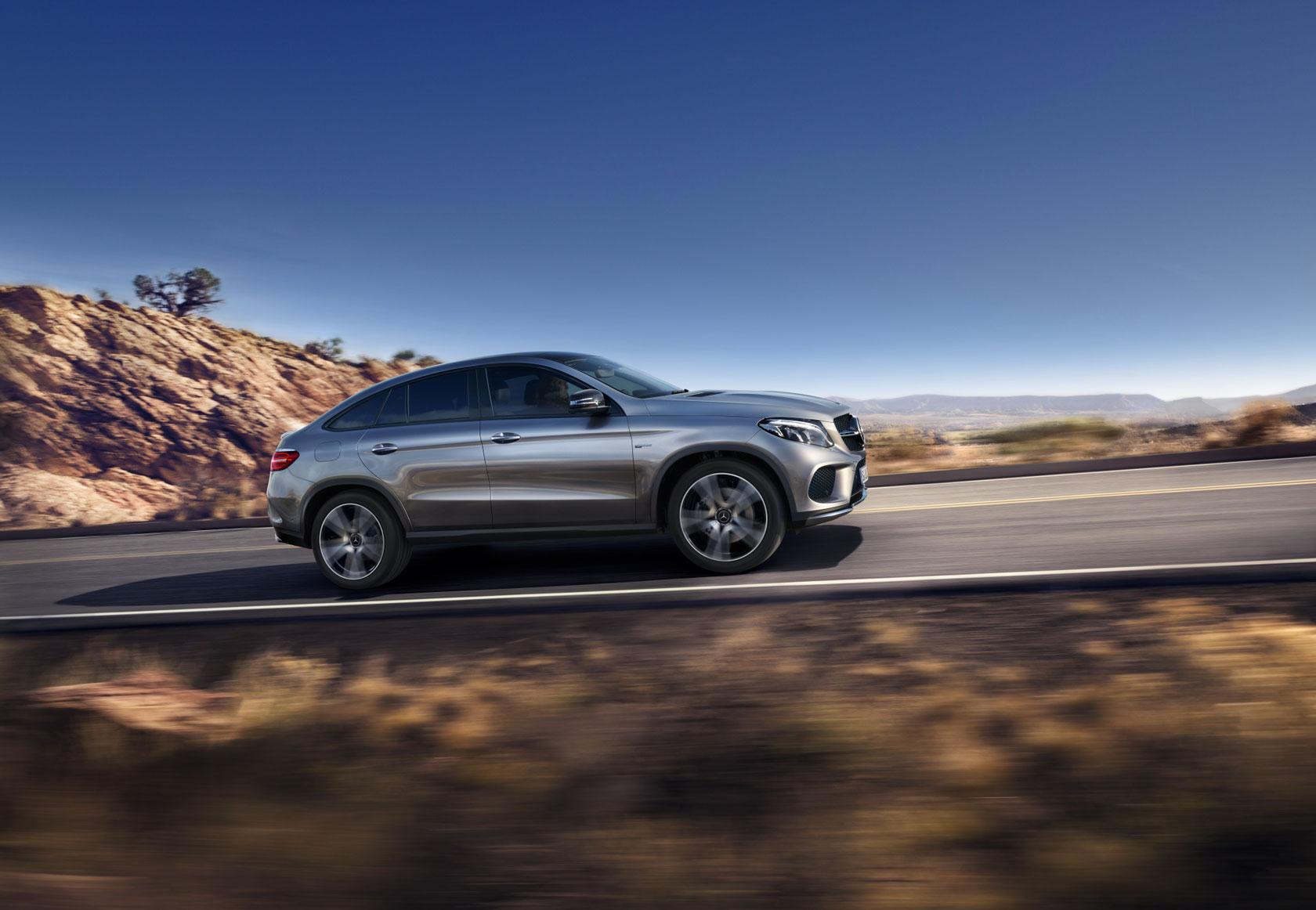 GLE Coupé de Mercedes-Benz