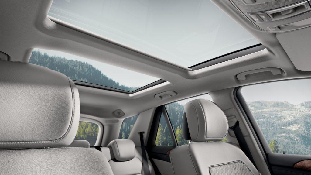 Mercedes-Benz GLE, un SUV performant et raffiné