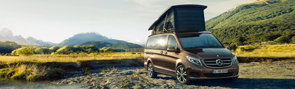 Nouveau Marco Polo – le camping-car pour les individualistes exigeants.