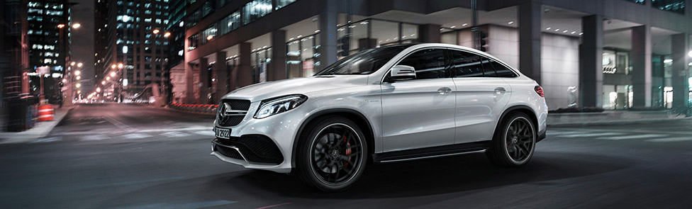 Mercedes-AMG GLE Coupé 63 S 4MATIC