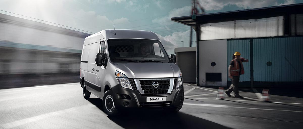 Nissan NV 400 Groupe Chevalley