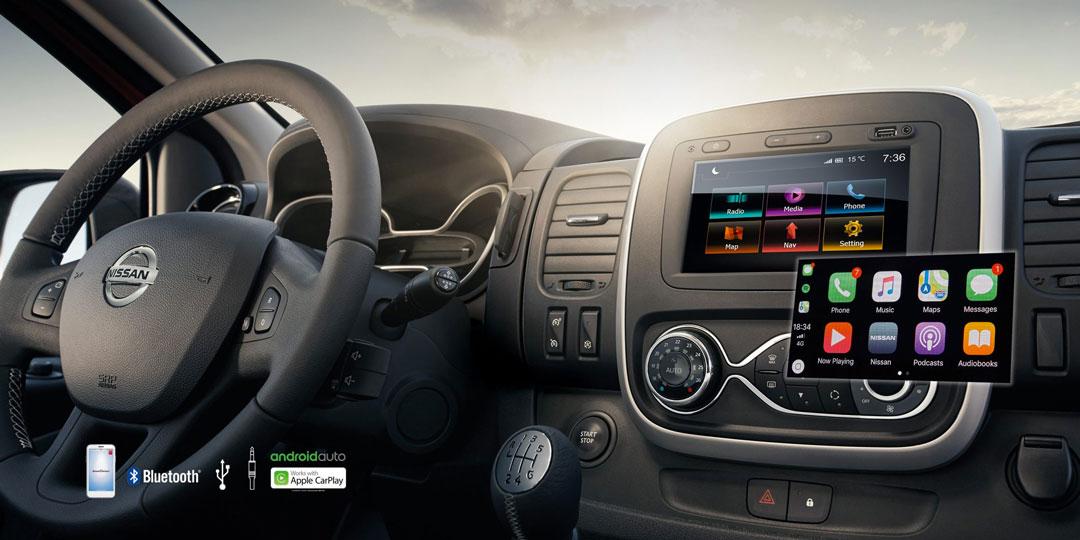 Le Nissan NV300, votre nouveau partenaire