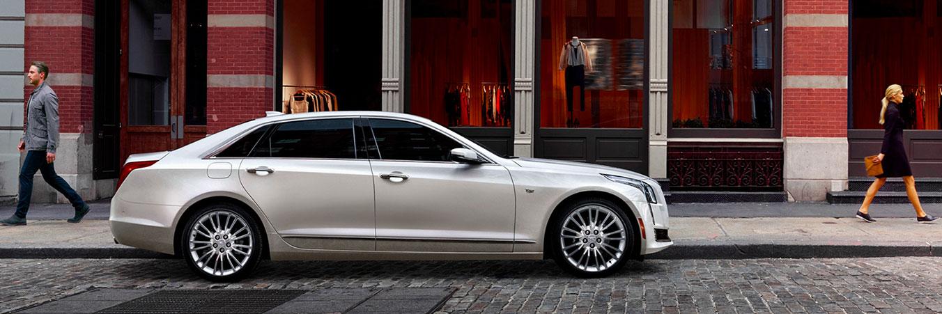 Votre service Cadillac