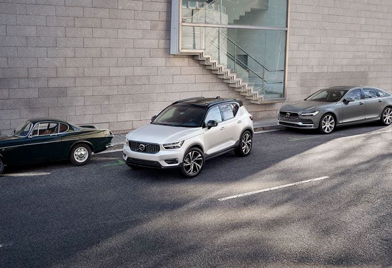 Volvo XC40. Le petit SUV bourré d'innovations.