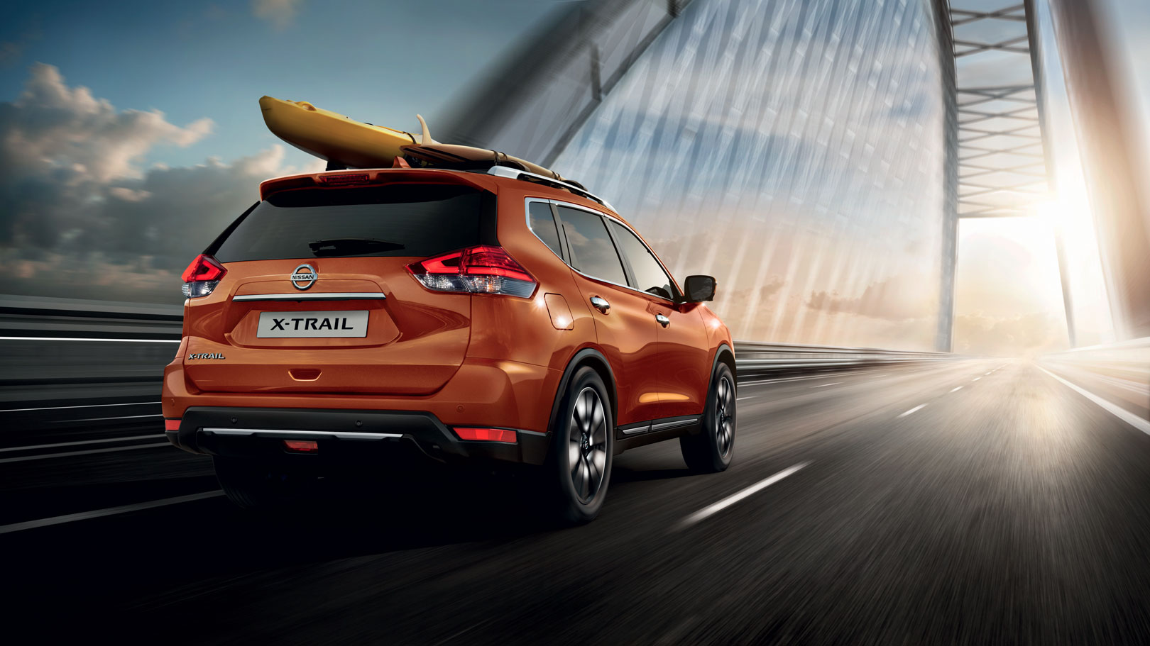 NISSAN X-TRAIL Le crossover 7 places