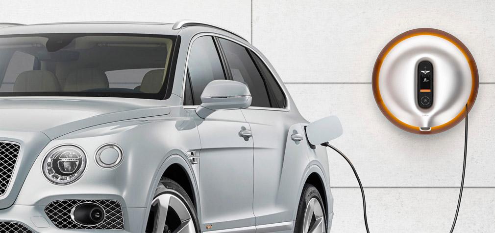 Le Bentley Bentayga Hybrid