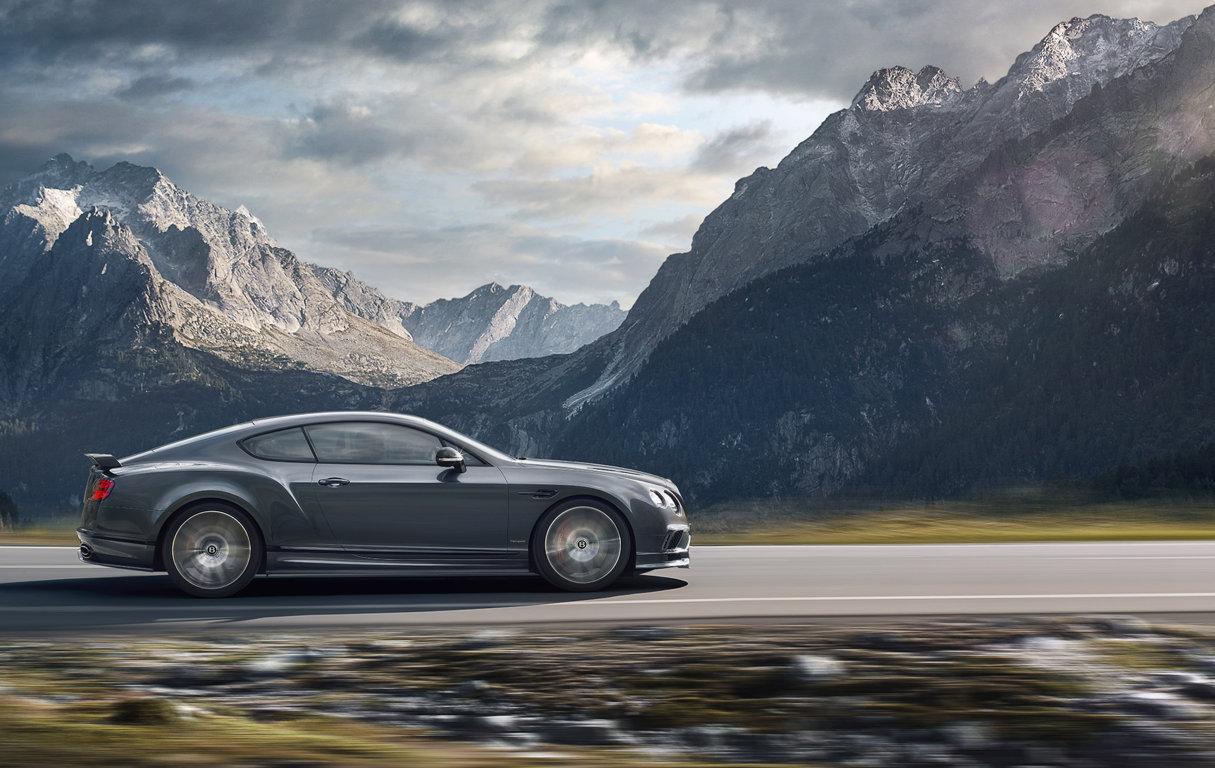 Bentley continental superports genève