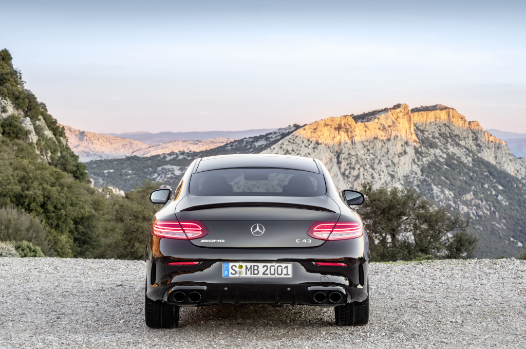 Mercedes-AMG C 43 4MATIC Coupé (2018)