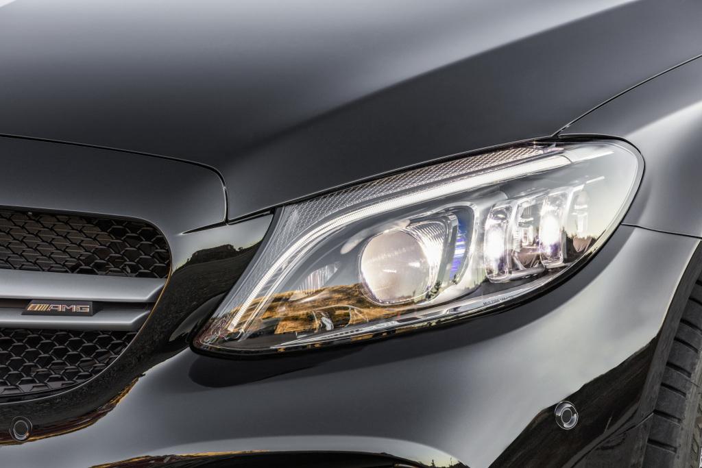 Les nouvelles Mercedes-AMG C 43 4MATIC Berline et Break (2018)