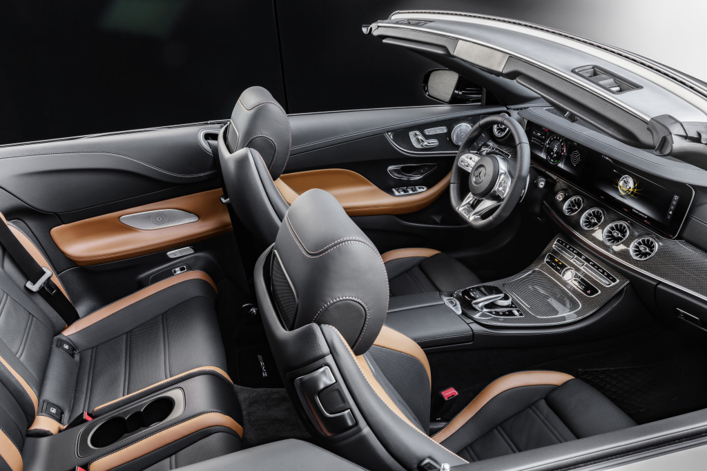 Les modèles Mercedes-AMG 53
