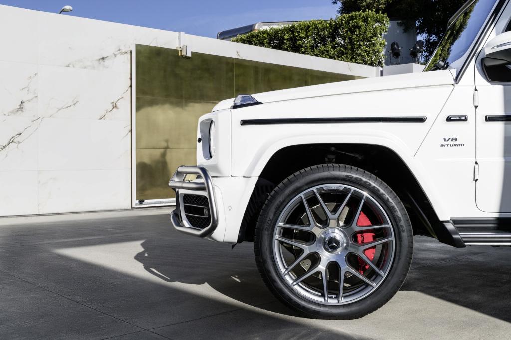 Le nouveau Mercedes-AMG G 63