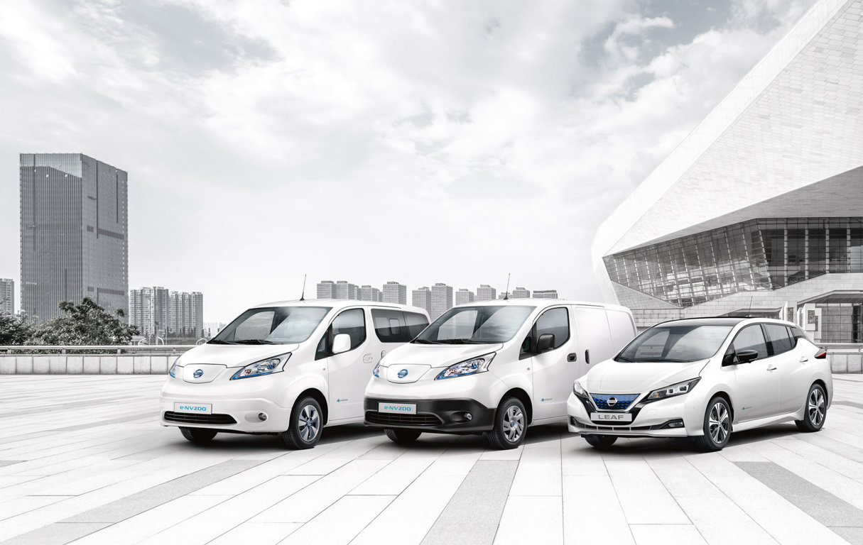 Nissan utilitaires groupe chevalley