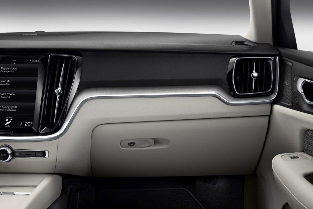 Le nouveau Volvo V60 (2018)