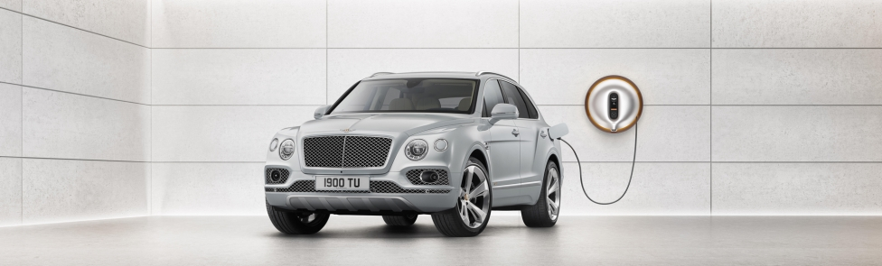 Le Bentley Bentayga Hybrid