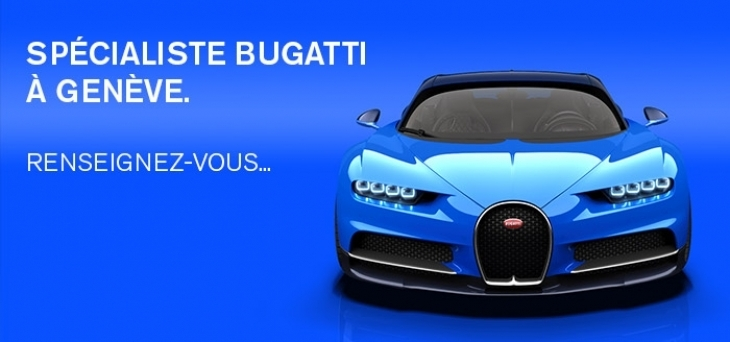 Bugatti official dealer