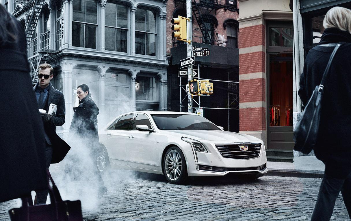 Cadillac CT6 berline geneva