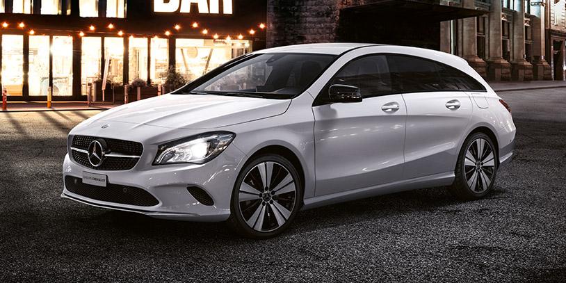Modèles spéciaux Mercedes «Night Star»