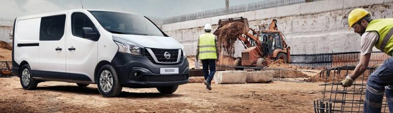 Offres actuelles Nissan Utilitaires pour votre entreprise