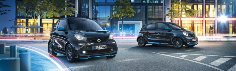 smart au Salon international de l'Auto de Genève 2019