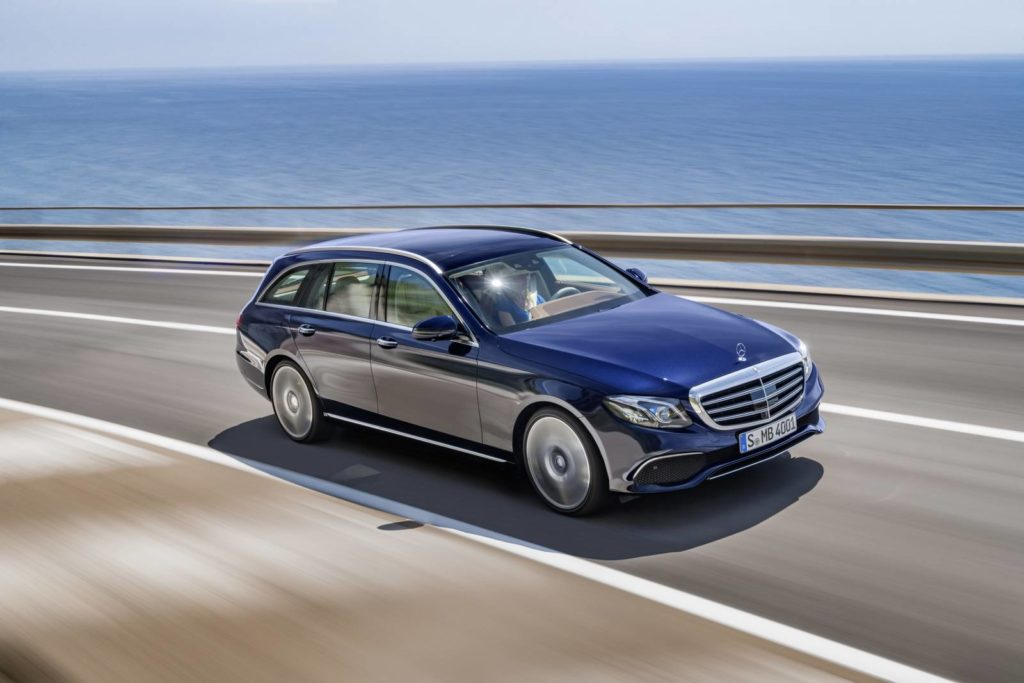 Nouvelle Mercedes Classe E Break