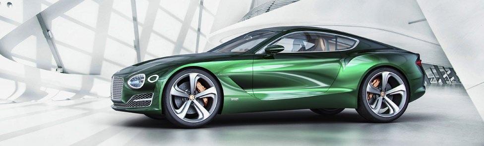 Bentley EXP 10 SPEED 6 au salon de Genève 2015