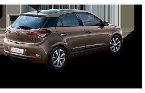 Hyundai i20 MY15/16.5