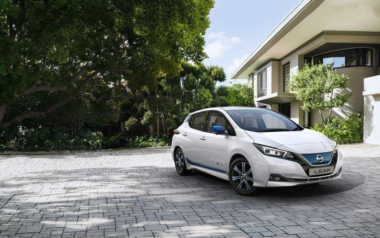 Admirez la NISSAN LEAF, la citadine électrique respectueuse de l'environnement. Découvrez la NISSAN LEAF, la citadine 100% électrique