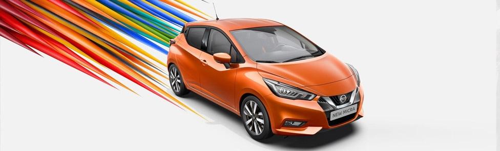 La nouvelle Nissan Micra