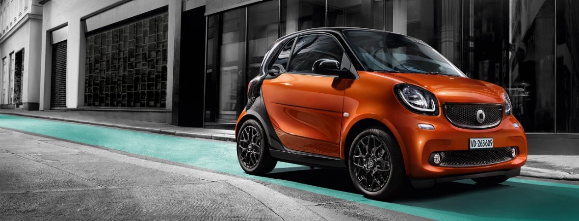 Offre smart fortwo citypassion