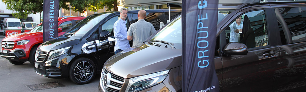 Soirée 100% entrepreneurs Mercedes-Benz Utilitaires