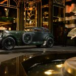 L'extraordinaire Bentley « Blue Train »