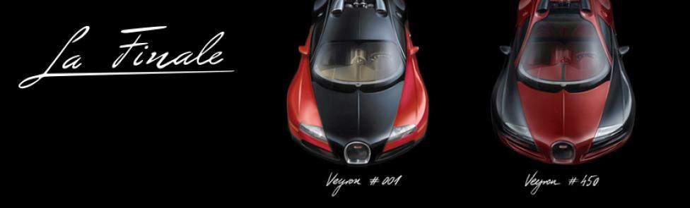 Bugatti Veyron 16.4 Grand Sport Vitesse 'La Finale'