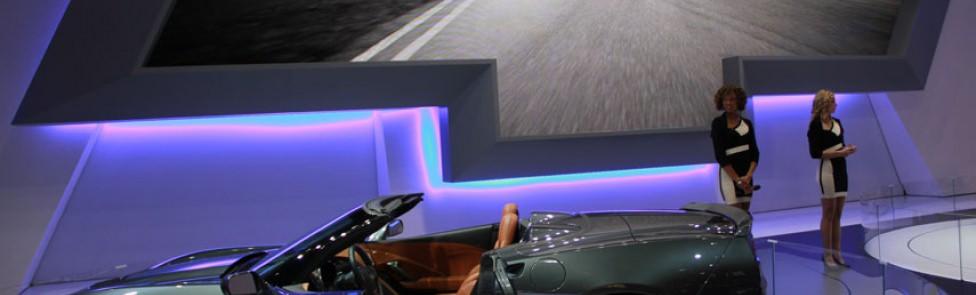 Soirée CHEVROLET au Salon International de l'Automobile de Genève.